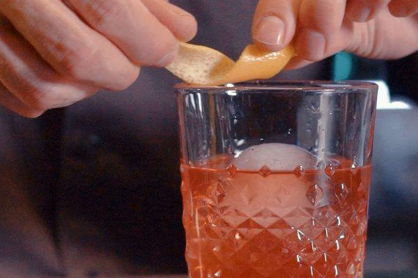 produktové video na mieštané nápoje