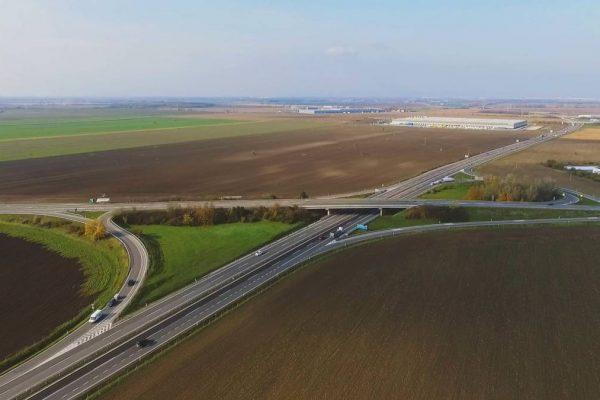 letecký záber z prezentačného videa