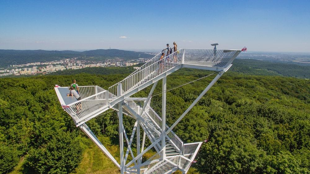 INGSTEEL - vyhliadková veža Devínska Kobyla prezentačné video